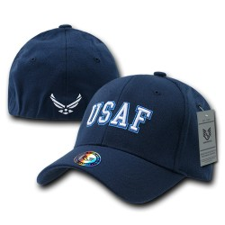 R82- Military / Law Flex Baseball Caps