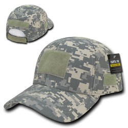 T78 - Low Crown Structured Tactical Caps