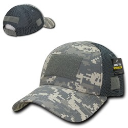 T80 - Low Crown Air Mesh Tactical Caps