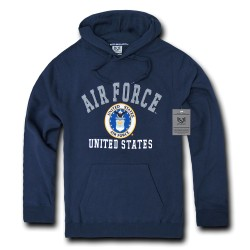 S45 - Military Fleece Pullover Hoodies