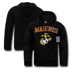 S59 - Military Pull Over Hoodie