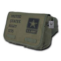 P07 - Classic US Army Messenger Pack