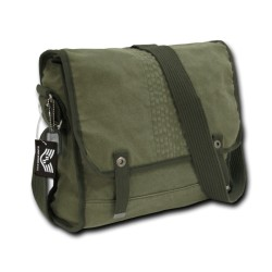 R33 - Vintage Military Messenger Bags