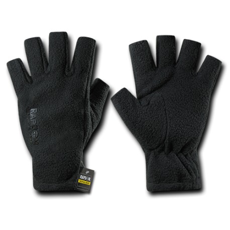 T47 - Polar Fleece Half Finger Gloves